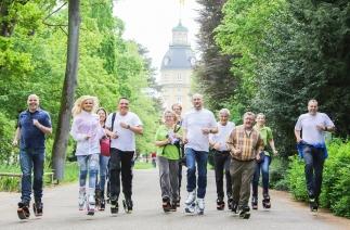 Karlsruhe mobil entdecken